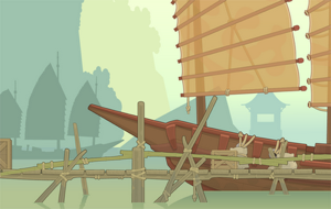 Skull Duggery Island Screenshot from Poptropica