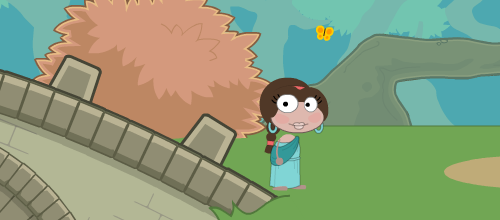Poptropica Mythology Island Bridge
