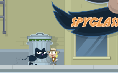 Poptropica Mini Spy