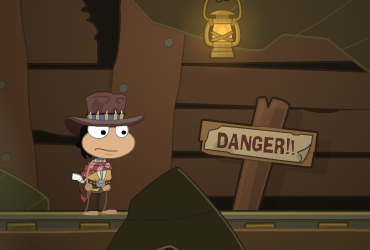 Danger in the Mine