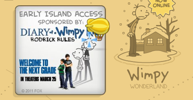 Poptropica Wimpy Wonderland
