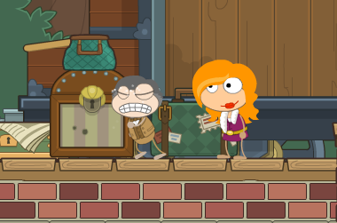 Thomas Edison Needs Help in Poptropica