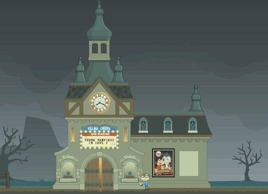Vampire Theatre