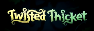 Poptropica Twisted Thicket Island Logo